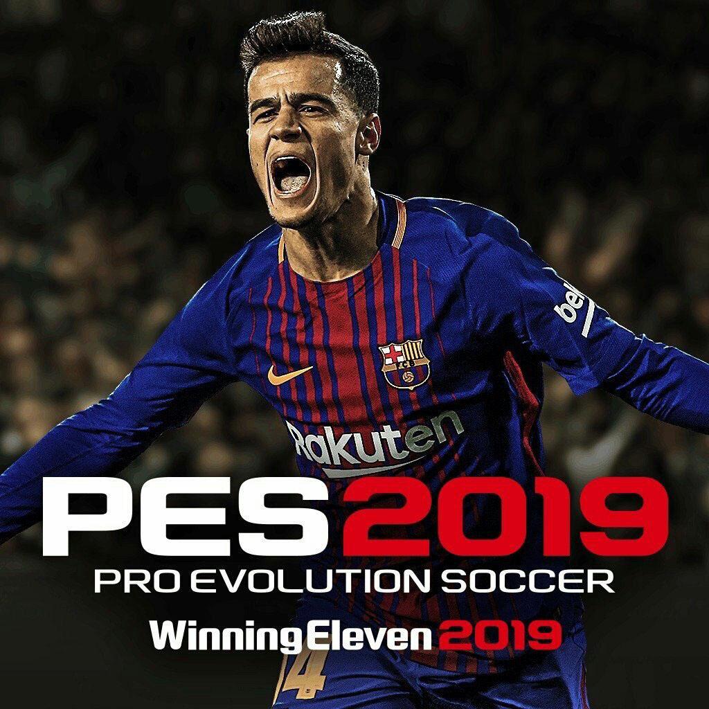 Возможная обложка PES 2019