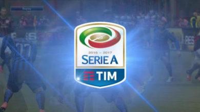 Логотип Серии А