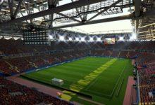 Открытие арена в FIFA 18