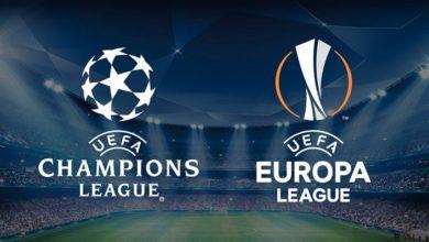 Лига чемпионов и Лига Европы в FIFA 19