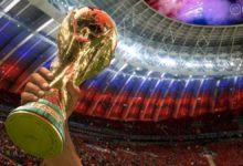 Чемпионат Мира в FIFA 18