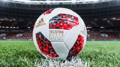 Telstar Mechta - официальный мяч плей-офф ЧМ 2018