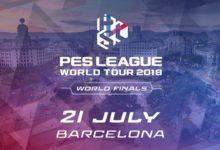 Финал PES League 2018 пройдет в Барселоне