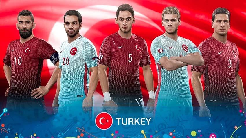 Чемпионат Турции в PES 2018