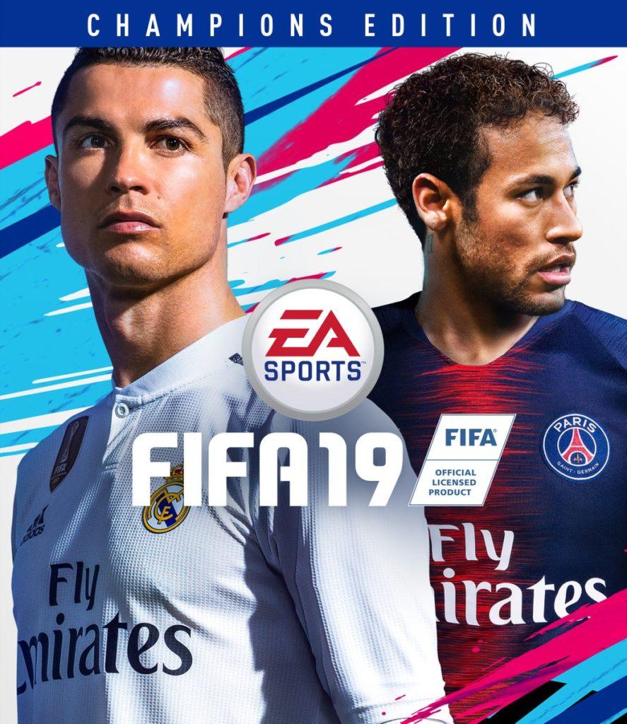 Официальный анонс FIFA 19