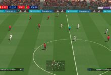 FIFA 18 WC Scoreboard для PES 2018