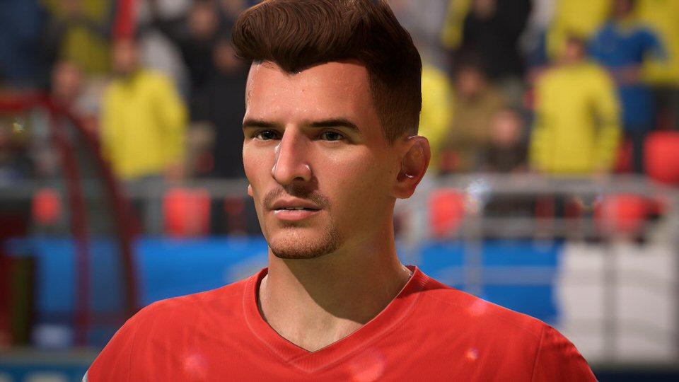 Electronic Arts выпустила официальное обновление FIFA 18