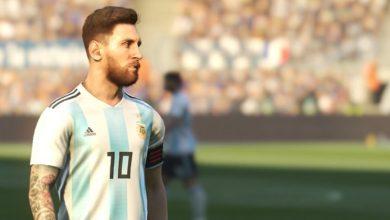 Матч Франция - Аргентина