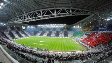 Стадион Ювентуса в PES 2018