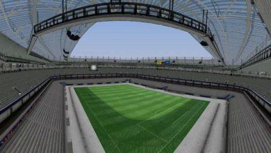 Стадион Калининград в PES 2013