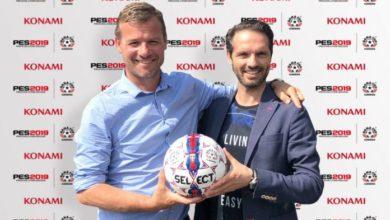 Konami в этом году спонсирует массовый футбол