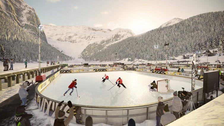 Официальный анонс NHL 19