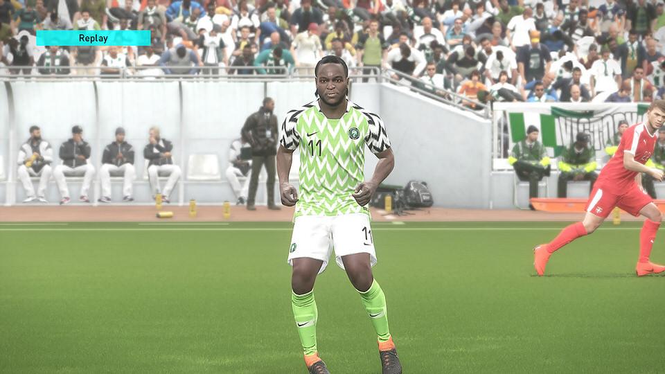 Сборная Нигерии на ЧМ 2018