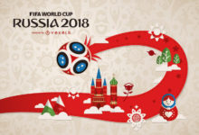 PTE Patch World Cup Russia 2018