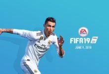 Официальная заставка FIFA 19