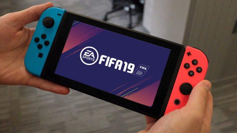 Первые подробности FIFA 19 для Switch