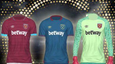 Форма Вест Хэм Юнайтед сезон 2018-19