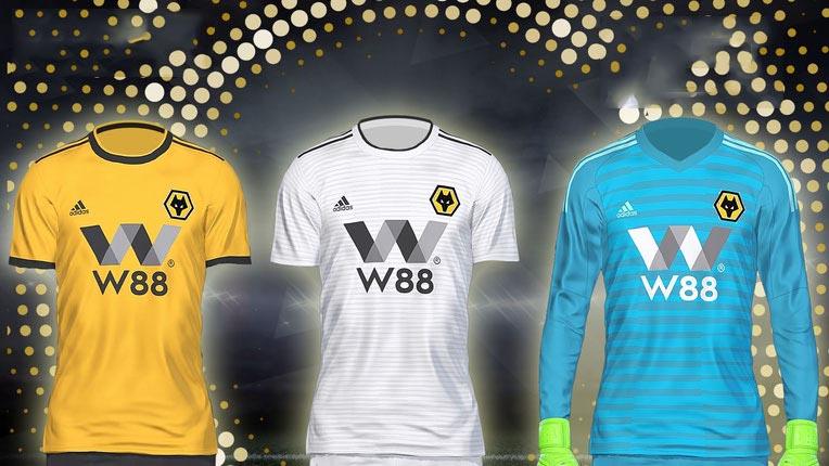 Форма Wolverhampton на сезон 2018-19