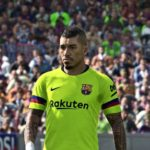 Гостевая форма ФК Барселона сезон 2018-19