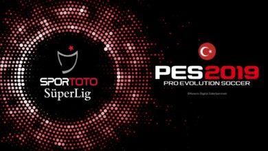 Чемпионат Турции официально доступен в PES 2019