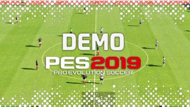 Konami объявили дату выхода демо PES 2019