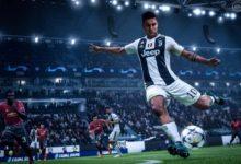 Геймплей FIFA 19