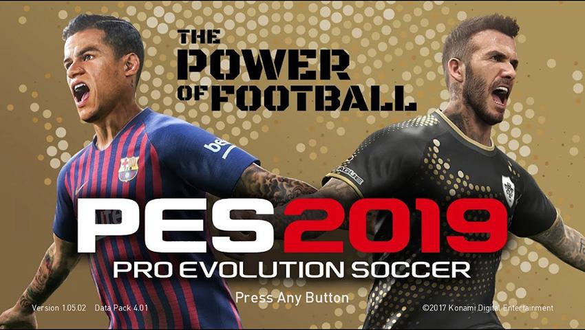 Новый сезон 2018-19 для PES 2018