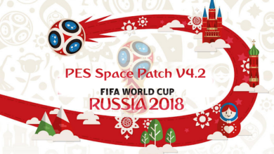 PES Space Patch