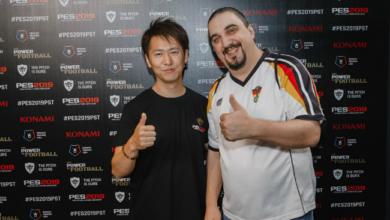 Интервью о Pro Evolution Soccer 2019