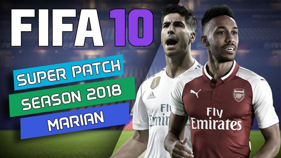 Чемпионат мира 2018 года в игре FIFA 10