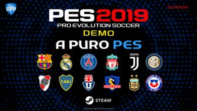 Патч A Puro PES 2019