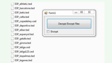 Шифровка и расшифровка файлов PES 2019 для PS4