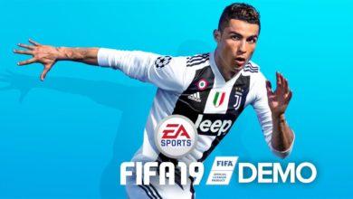 Подробности демоверсии FIFA 19