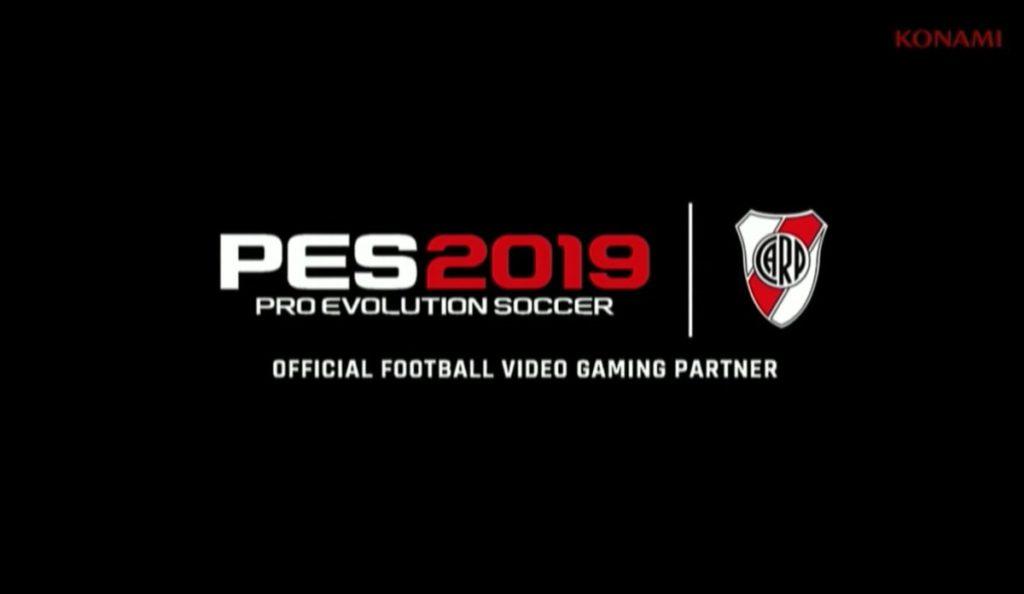 Футбольный клуб «Ривер Плейт» стал официальным партнером Konami