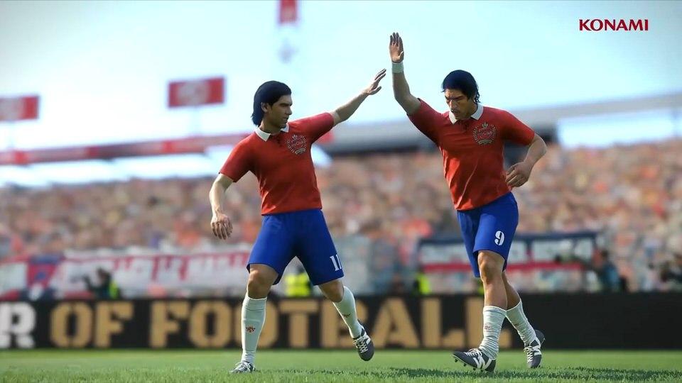 Национальный чемпионат Чили лицензирован в PES 2019