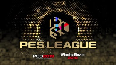 Онлайн турниры в PES LEAGUE 2019