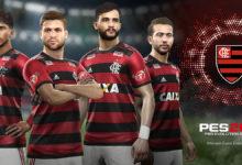 Flamengo в PES 2019