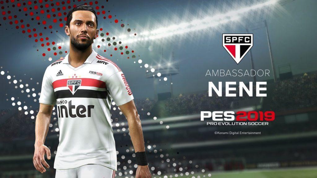 Футбольный клуб «Сан-Паулу» стал официальный партнером PES 2019