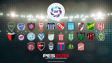 Чемпионат Аргентины лицензирован в PES 2019