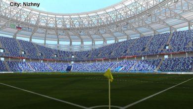 Стадион Нижнего Новгорода для PES6
