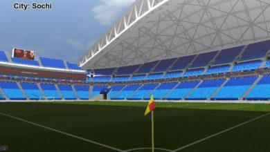 Стадион Сочи для PES 6