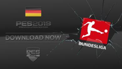 Бундеслига для PES 2019