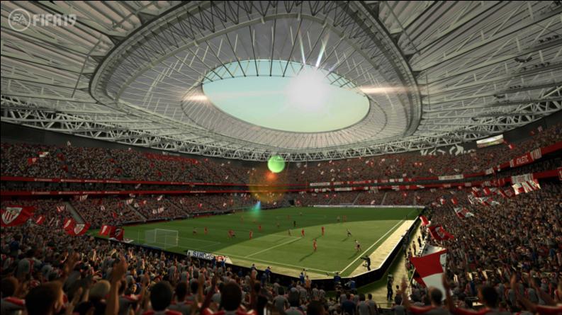 Сан-Мамес в FIFA 19