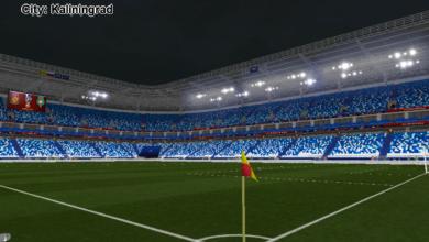 Стадион Балтики для PES 6