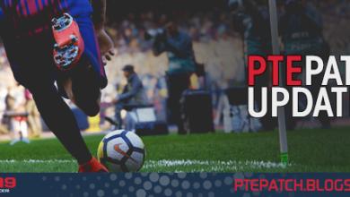 Обновление PTE Patch версия 1.1 для PES 2019
