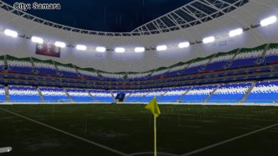 Стадион Самары для PES 6