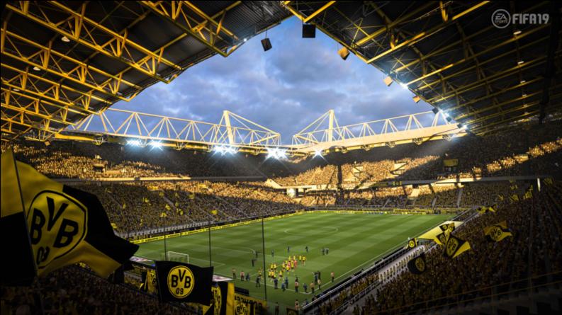 Сигнал Идуна Парк в FIFA 19
