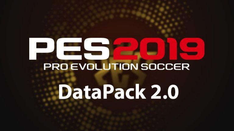 Обновление DLC 2.00 для PES 2019