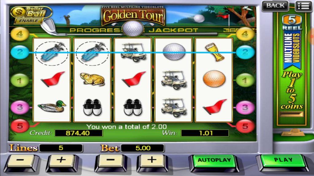 Играть в Golden Tour от Playtech бесплатно и без ставок на реальные деньги онлайн