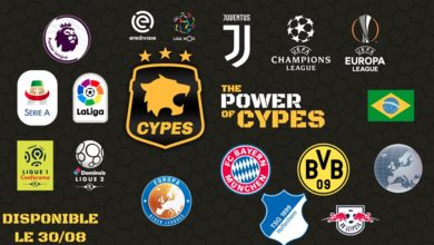 PES 2019 PC Option File CYPES Season 2018/2019